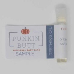 Tandjes olie sample Punkin butt