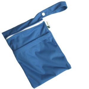 little lamb wetdry bag blauw